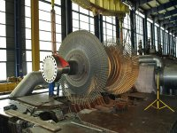 Extraction de corps de turbine